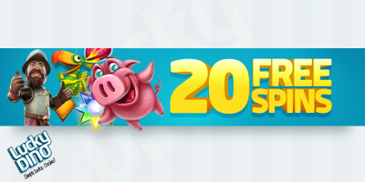20 free spins today