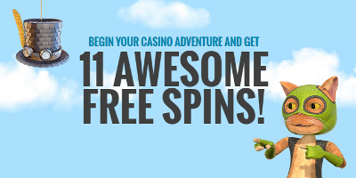 11 free spins today casinoJEFE